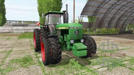 John Deere 4755 v2.0 para Farming Simulator 2017