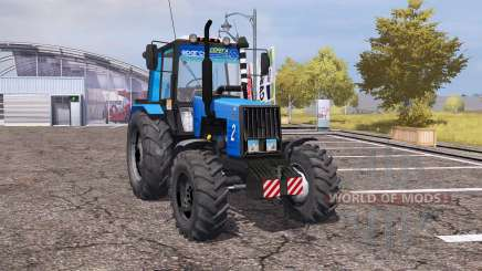 MTZ Bielorrússia 1221В v1.1 para Farming Simulator 2013