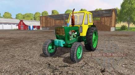 6K YUMZ para Farming Simulator 2015