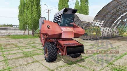 SK 6 Kolos v1.2 para Farming Simulator 2017