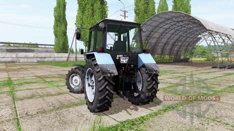Bielorrússia MTZ-1221 v1.3 para Farming Simulator 2017