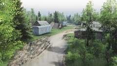 Trigorskoe florestal