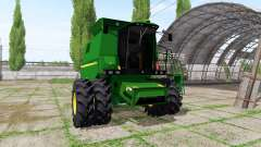 John Deere 1550 v1.1 para Farming Simulator 2017