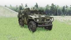 GAZ Tigre 2330