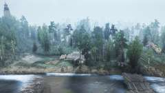 O Bryansk floresta para MudRunner