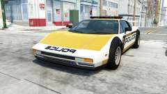 Civetta Bolide seacrest county police para BeamNG Drive