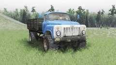 GAZ 53 4x4 v2.0