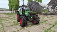 Fendt 820 Vario TMS v1.3 para Farming Simulator 2017