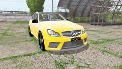 Mercedes-Benz C 63 AMG (W204)