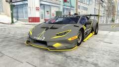 Lamborghini Huracan LP 620-2 Super Trofeo EVO