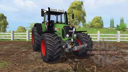 Fendt 820 Vario para Farming Simulator 2015
