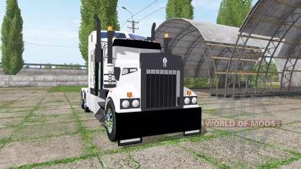 Kenworth T908 para Farming Simulator 2017