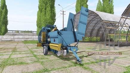 Anna Z-644 para Farming Simulator 2017