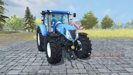 New Holland T7.210 v1.1 para Farming Simulator 2013