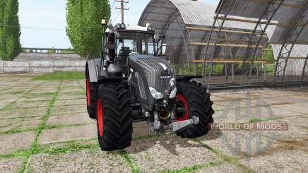 Fendt 924 Vario black beauty v3.7.7 para Farming Simulator 2017