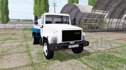 GAZ 3309 G6-OTA-4.2 para Farming Simulator 2017