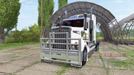 Kenworth T908 v1.1 para Farming Simulator 2017