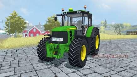 John Deere 6430 Premium front loader para Farming Simulator 2013