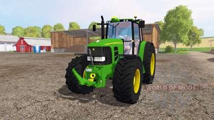 John Deere 6920S para Farming Simulator 2015