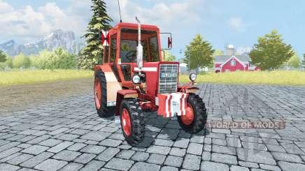 De Belarusian MTZ 82 v3.0 para Farming Simulator 2013