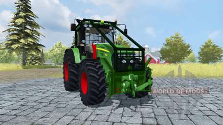 John Deere 7930 forest para Farming Simulator 2013
