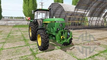 John Deere 4850 para Farming Simulator 2017