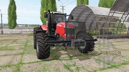 Massey Ferguson 7722 v2.0 para Farming Simulator 2017