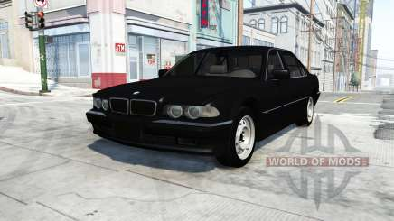 BMW 750iL (E38) para BeamNG Drive