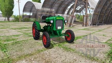 Deutz F1 M414 v0.1 para Farming Simulator 2017