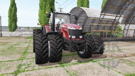 Massey Ferguson 8737 v3.0.2 para Farming Simulator 2017