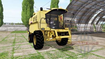 New Holland TF78 v1.1 para Farming Simulator 2017