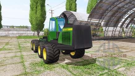John Deere 1910E tractor unit para Farming Simulator 2017