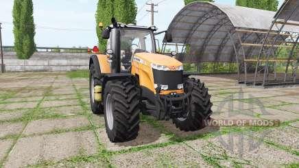 Massey Ferguson 8727 v3.0.1 para Farming Simulator 2017