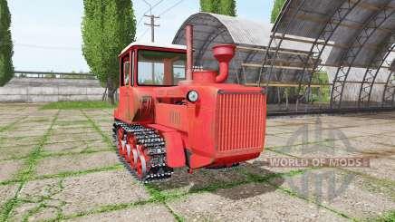 DT 175С Volgar v1.2 para Farming Simulator 2017