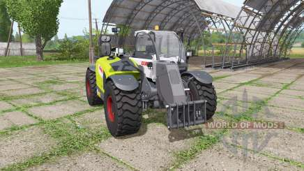 CLAAS Scorpion 7055 para Farming Simulator 2017
