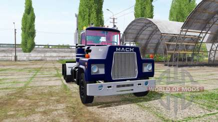 Mack R600 1977 para Farming Simulator 2017