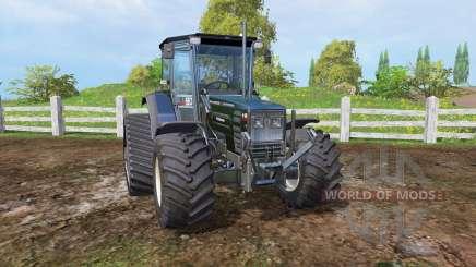 Hurlimann H488 Turbo RowTrac front loader para Farming Simulator 2015