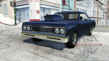 Plymouth Road Runner v1.5 para BeamNG Drive