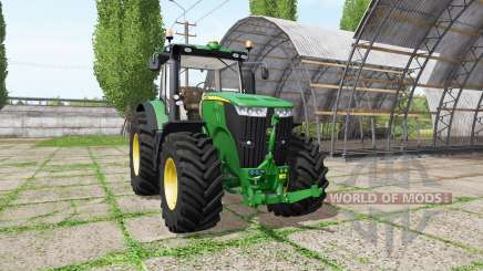John Deere 7230R v1.1 para Farming Simulator 2017