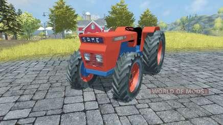 SAME Minitauro 60 para Farming Simulator 2013