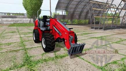 Weidemann 4270 CX 100 v0.1 para Farming Simulator 2017