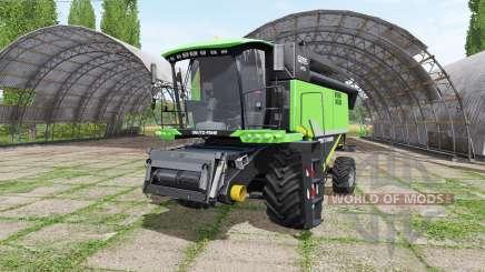 Deutz-Fahr 6095 HTS v1.0.0.1 para Farming Simulator 2017