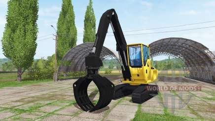 Machine Loader Claw para Farming Simulator 2017