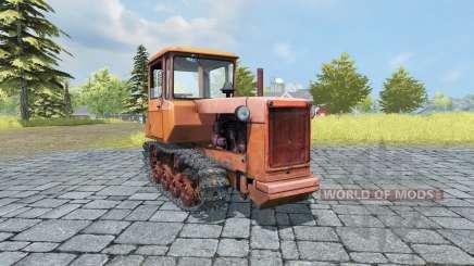 DT 75M v2.1 para Farming Simulator 2013