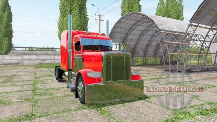 Peterbilt 389 para Farming Simulator 2017