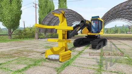 Tigercat L822C para Farming Simulator 2017