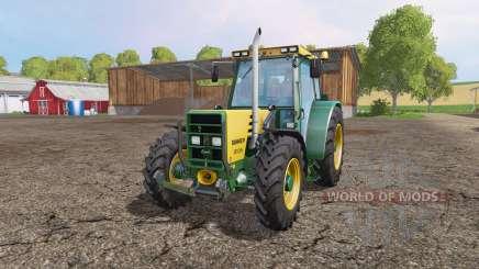 Buhrer 6135A front loader para Farming Simulator 2015
