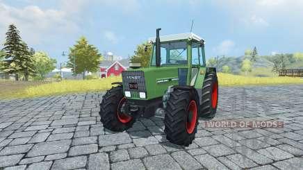 Fendt Farmer 306 LS Turbomatik v2.1 para Farming Simulator 2013