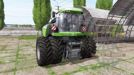 Krone BiG X 630 v1.1 para Farming Simulator 2017