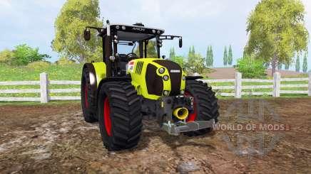 CLAAS Arion 650 para Farming Simulator 2015